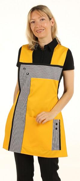 gelb/Streifen schwarz