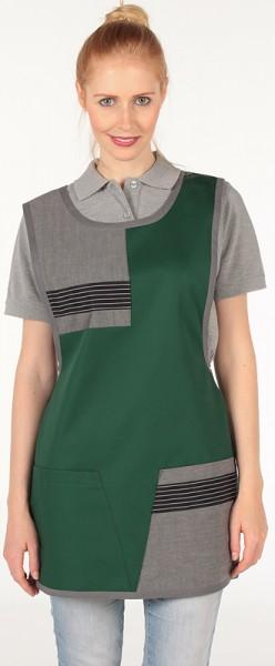 grün/melange grau/Nadelstreifen