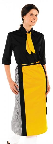 gelb/schwarz/Streifen schwarz